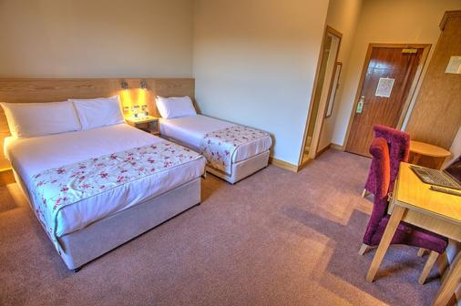 The Lucan Spa Hotel - Lucan - Schlafzimmer