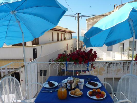 B&B Bianco E Blu - Marina di Ragusa - Balcony