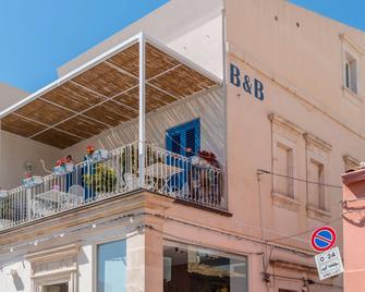 B&B Bianco E Blu - Marina di Ragusa - Edificio