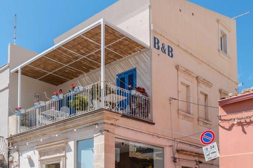 B&B Bianco E Blu - Marina di Ragusa - Gebäude