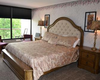 Rivergate Mountain Lodge - Pigeon Forge - Bedroom