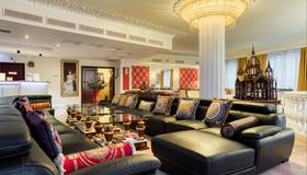 The Rooms Boutique Hotel - Moscovo - Lounge