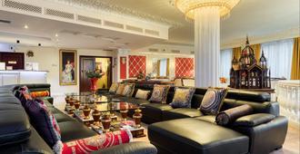 The Rooms Boutique Hotel - מוסקבה - טרקלין