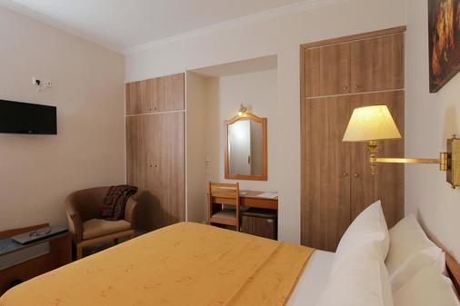 Pan Hotel - Athens - Bedroom