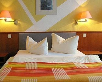 Hotel Stadt Wittstock - Wittstock/Dosse - Bedroom