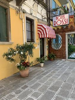 Hotel Rossi - Venice - Outdoor view