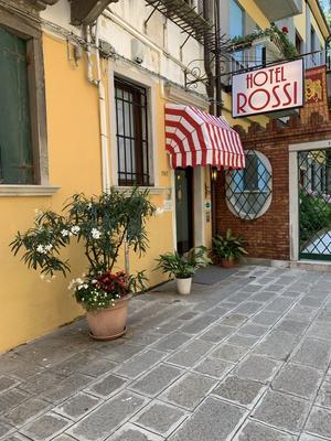 Hotel Rossi - Venice - Cảnh ngoài trời