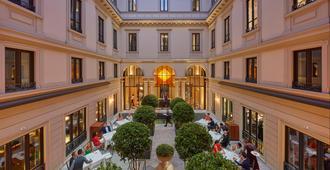 Mandarin Oriental Milan - Milaan - Gebouw