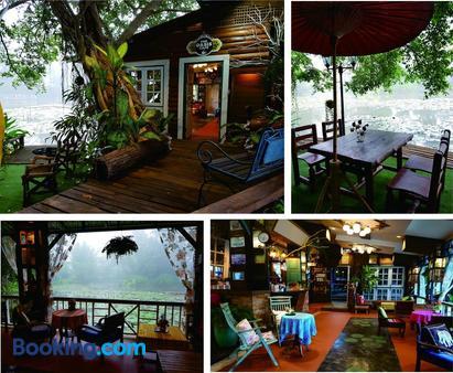 Saikaew Resort - Chiang Rai - Patio