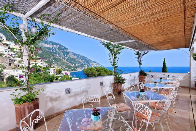 Hotel Vittoria - Позитано - Балкон