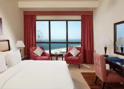 Roda Amwaj Suites Jumeirah Beach Residence - Dubai - Bedroom