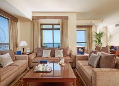 Roda Amwaj Suites - Dubái - Sala de estar