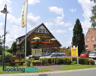 Hotel Garni Sonnenhof - Damnatz - Building