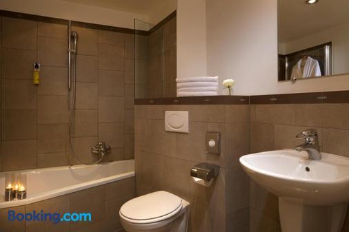 Hotel Parc Beaux Arts - Luxembourg - Bathroom