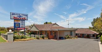 Abraham Lincoln Motel - טמוורת' - בניין