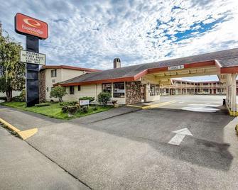 Econo Lodge Inn & Suites - Hoquiam - Edificio