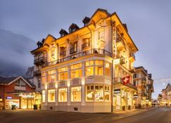 City Oberland Swiss Quality Hotel - Interlaken - Building