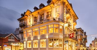 City Oberland Swiss Quality Hotel - Interlaken - Κτίριο