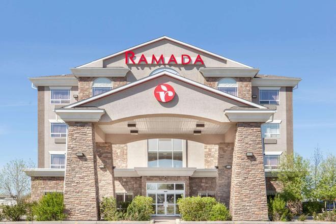 Ramada by Wyndham Brooks - Brooks - Building