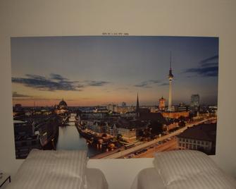 Hotel Schaumburg - Holstebro - Ložnice