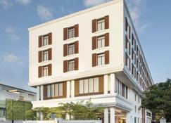 大樓住宅飯店 - 朋迪榭里 - 本地治里 - 建築