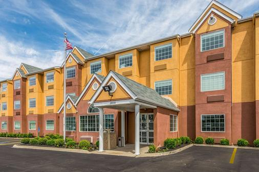 Quality Inn Grove City - Columbus South - Grove City - Rakennus