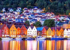 Radisson Blu Royal Hotel, Bergen - Bergen - Outdoors view