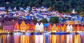 Radisson Blu Royal Hotel, Bergen - Bergen - Outdoor view