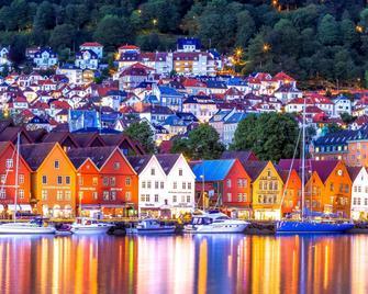 Radisson Blu Royal Hotel, Bergen - Bergen - Utsikt
