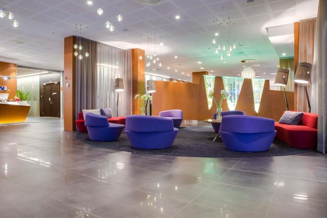 Radisson Blu Royal Hotel, Bergen - Bergen - Lobby