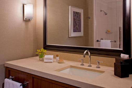 Hyatt Regency Sacramento - Sacramento - Bathroom