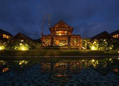 Sanak Retreat Bali - Banjar - Building