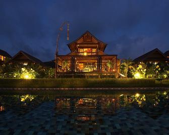 Sanak Retreat Bali - Banjar - Building