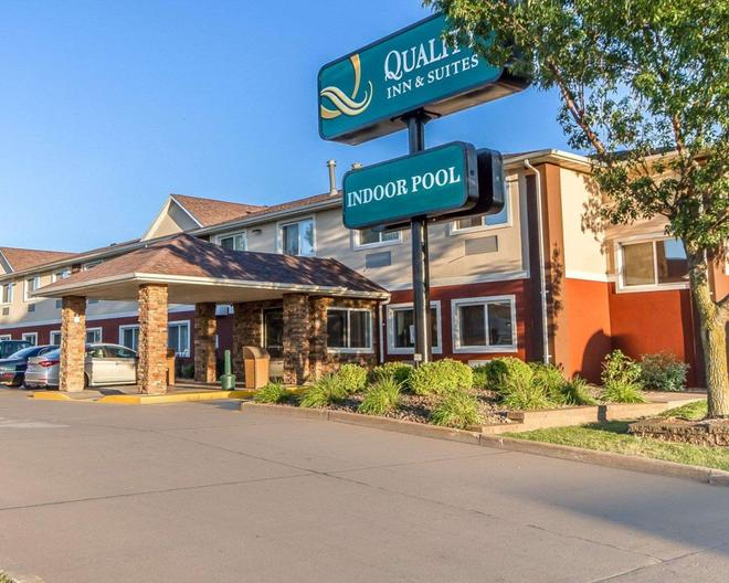 Quality Inn and Suites Eau Claire - Eau Claire - Rakennus