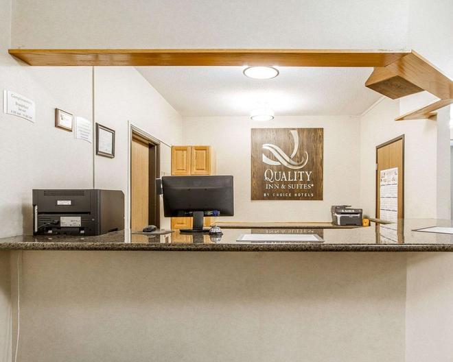 Quality Inn and Suites Eau Claire - Eau Claire - Vastaanotto