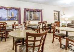 Quality Inn and Suites Eau Claire - Eau Claire - Ravintola