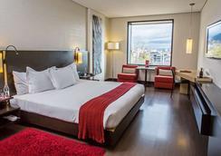 Cite Hotel - Bogotá - Bedroom