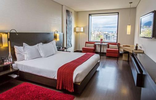Cite Hotel - Bogotá - Makuuhuone