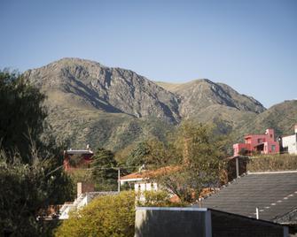 Hotel Luna Serrana - Capilla del Monte - Outdoor view