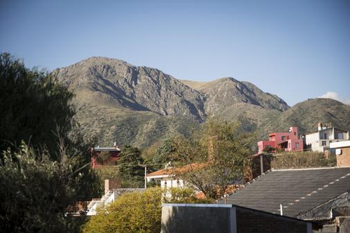 Hotel Luna serrana - Capilla del Monte - Vista del exterior