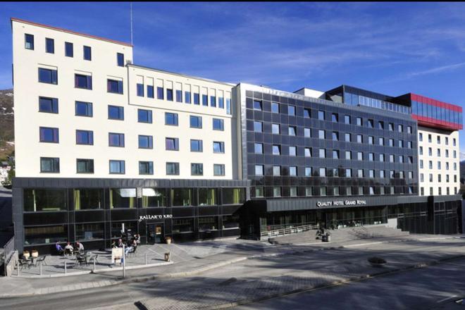 Quality Hotel Grand Royal - Narvik - Rakennus