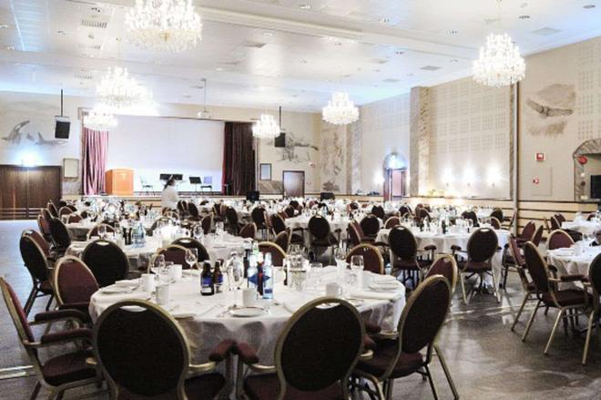 Quality Hotel Grand Royal - Narvik - Juhlasali