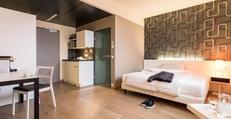 Harry's Home Hotel München - München - Schlafzimmer