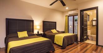 Hotel Majova Inn Xalapa - הלאפה - חדר שינה