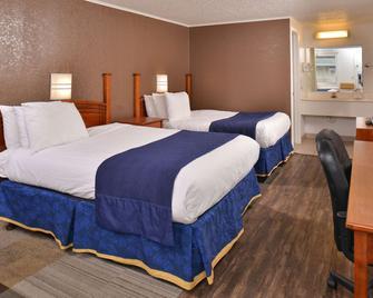 Americas Best Value Inn & Suites Jackson, MI - Джексон - Спальня