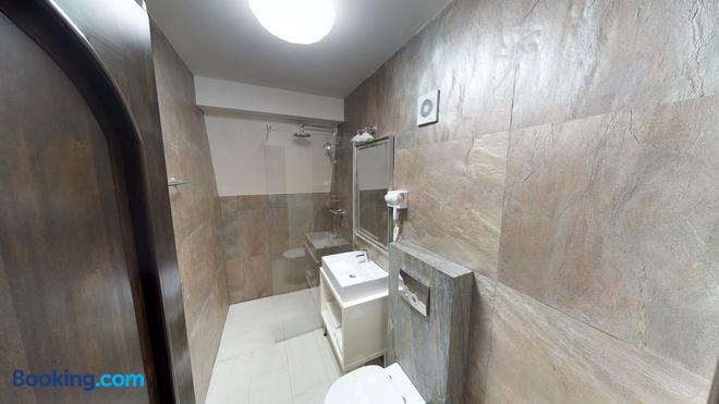 Pension Korona - Sibiu - Bathroom