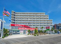 Commander Hotel & Suites - Ocean City - Building