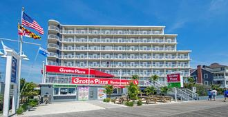 Commander Hotel & Suites - Ocean City - Bâtiment