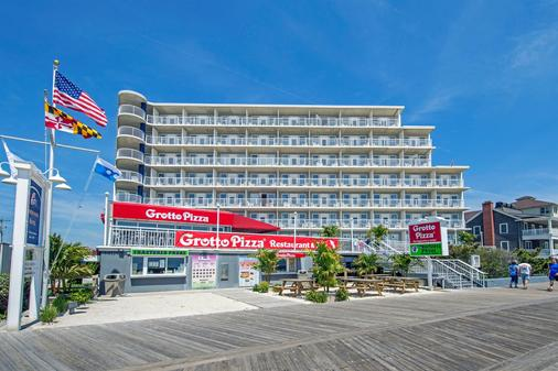 Commander Hotel & Suites - Ocean City - Rakennus