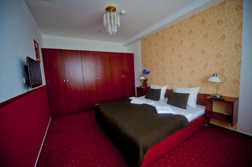 Canada Hotel Budapest - Budapest - Bedroom